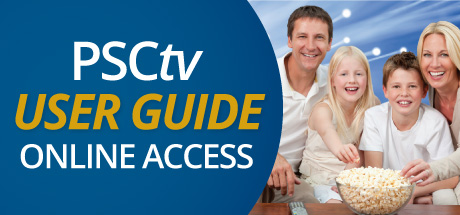 PSCtv User Guide