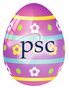 PSC Easter Egg